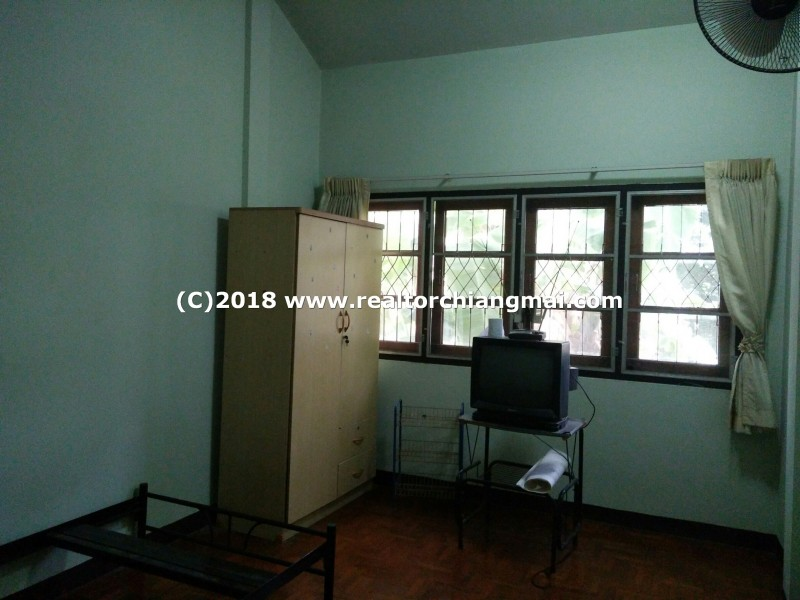 Individual House prim location for rent in Nong Hoi, Muang, Chiangmai, Thailand