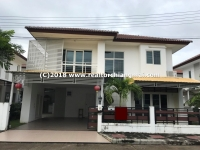 House for rent within the project on Super Highway Chiangmai- Lampang, Muang, Chiangmai