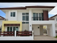Double Storey House for rent nearby ABS School, Chiangmai, Thailand.