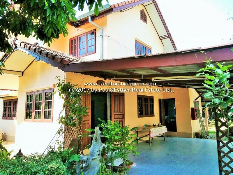 House for rent in Mae Hia, Muang, Chiangmai