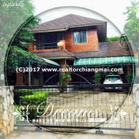House for rent in Hang Dong area, Chiang Mai