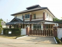 House for rent in Peaceful area in Hangdong, Chiangmai, Thailand.