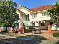 5 Bedroom in Big Home for Rent in Mae Hia, Chiang Mai Thailand.