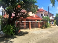 House for rent on Canal Road, Mae Hia, Mueang, Chiang Mai