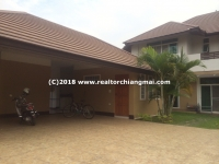 House for rent within popular village in Hang Dong, Chiang Mai, Thailand
