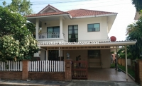 Double Storey House for rent in Hang Dong, Chiang Mai.