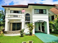2 Storey House for rent with Fully Furnished, Suthep, Muang, Chiangmai.