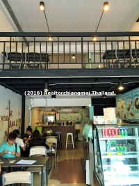 Restaurant for Rent in the front of Chiangmai University Chiangmai Thailand