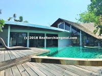 House for rent located in Mae Rim Chiangmai, Thailand.
