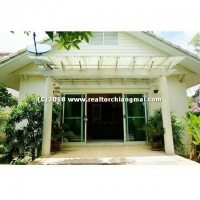 Lovely House for rent in Sansai, Chiang Mai, Thailand