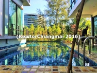 House for Rent Modern Style in Green Valle Golf Club, Mae rim   Chiamgai Thailand