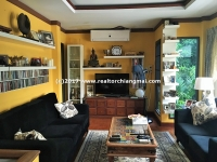 House for rent with Ping river View in Muang Chiangmai City