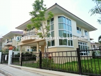 House for rent near Lanna Golf Course, Muang, Chiang Mai.
