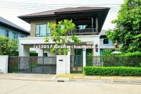 Luxury House for sale near Mee Chok Plaza, Chiang Mai, Thailand.