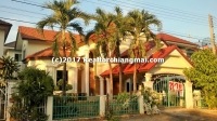 House for rent near Maejo University in Chiangmai, Thailand