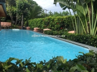 House with Swimming Pool for Rent in San Sai, Chiangmai, Thailand.