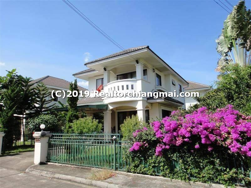Lovely House for rent in Sansai in Chaingmai, Thailand