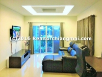 House for Rent in Sansai area, Chiangmai, Thailand.