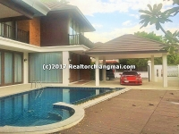 Brand new TOP Quality house with private swimming Pool For sale in ChiangMai, Thailand