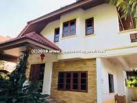 Double storey house for rent near Central Festival Chaingmai, Thailand
