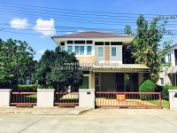 House for rent in Ornsirin 3 Lake & Park, Doi Saket, Chiangmai
