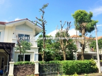 Double storey house for rent in Doi Saket, Chiangmai, Thailand