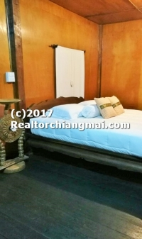 2 House Style Lanna For Rent in San Kamphaeng, Chiangmai Thailand