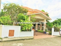 Double Storey House For Rent in San Kamphaeng, Chiang Mai.