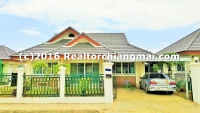 House for Rent  in San Kamphaeng Chiangmai, Thailand.