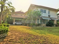 "House for rent in ""Vararom Charoenmuang"" (Q-House Project), San Kamphaeng, Chiangmai"