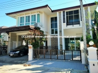 House with private swimming pool for rent near Promenada Shopping Mall, Chiangmai
