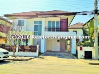 House for Rent Near Promanada in Chiangmai, Thailand.