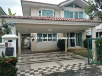 Double Storey House for rent in Chaiya Satarn, Saraphi, Thailand.