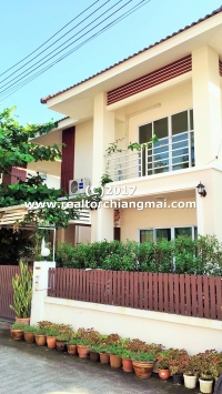 House for rent in Saraphi, Chiang Mai. Near Promenada Resort Mall Chiang Mai