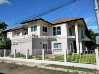 4 Beds House for rent near Promenada in Pa Bong, Saraphi, Chiangmai, Thailand