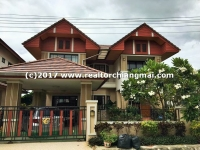Beautiful House for rent in Saraphi, Chiangmai, Thailand