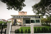 A newly built house for Rent in Saraphi, Chiang Mai.