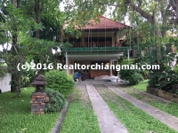 House for rent near Grace internation and Lanna International shcool Hang Dong, Chiangmai