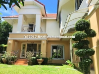 House with western kitchen For Rent in Hangdong, Chiang Mai, Thailand.