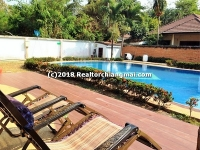Beautiful House for rent with Private Swimming pool , Chiang Mai.