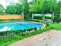 Beautiful House for sale with Private Swimming pool in Hangdong, Chiang Mai.