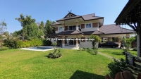 Beautiful house with private swimming pool and mountain view for RENT in Hang Dong, Chiangmai