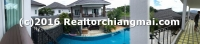 House with swimming pool for rent in HangDong in Chiangmai, Thailand
