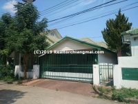 Single Storey House for rent in Hang Dong, Chiang Mai.