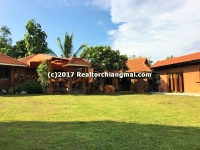 House for Rent in Mae Tang Chiangmai Thailand