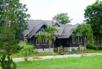 A Storey Resort house for sale in Chiangmai Thailand .