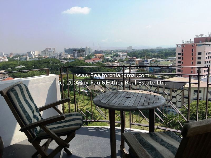 2 Beds Freehold!! Corner  Condo for sale on Changklan Road, Chiang Mai, Thailand
