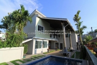 Brand New House with private swimming pool for sale in Ban Rong Ruea Kham, Pa Dad, Chiangmai