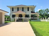 Luxury House for Sale with Private Swimming Pool in Hang Dong, Chiang Mai.