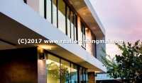 Modern House with swimming pool for Sale in Don Kaew, Mae Rim, Chiangmai.